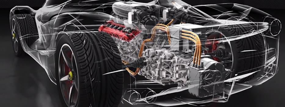 EE vehicle design